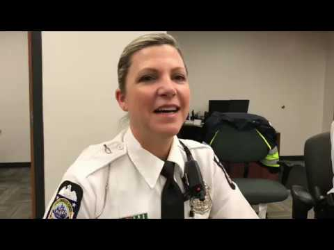 Columbus Division of Police Recruiting Unit: Officer Dianne Yandrich