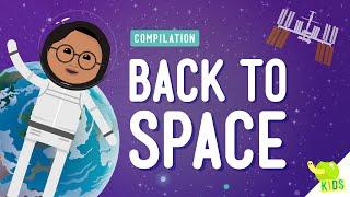 Space Compilation: Crash Course Kids