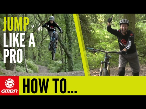 How To Jump On A Mountain Bike With GCN's Dan Lloyd – Can Road Cyclists Jump?!
