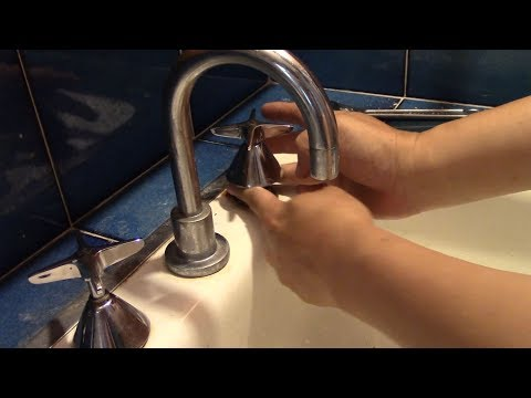 Capstan Style Tap Dripping Water Fix