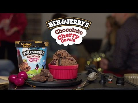Introducing Chocolate Cherry Garcia | Ben & Jerry's