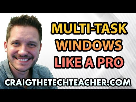 How To Multi-Task Like A Pro with Task View On Windows 10