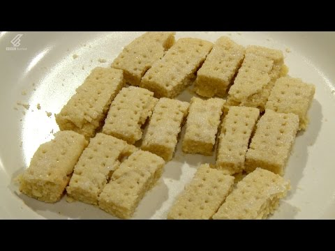How to make shortbread!