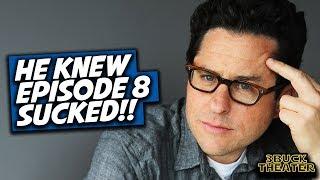 Download JJ Abrams KNEW Episode 8 sucked!!! Video