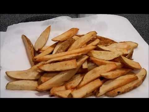 Goose Fat Fries