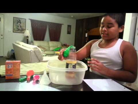 Quick and Easy fun 4th grade science project