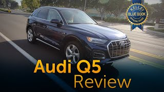 2021 Audi Q5 | Review & Road Test