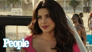 Priyanka Chopra Talks Feeling Shy At The Beach & Time She Was Left Speechless   People NOW   People