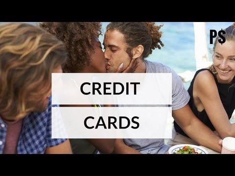 What types of credit cards help built credit? - Professor Savings