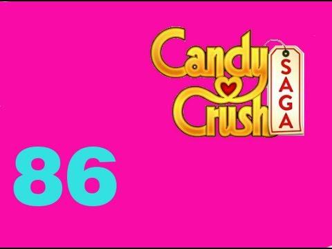Candy Crush Saga Level 86 Livello 86