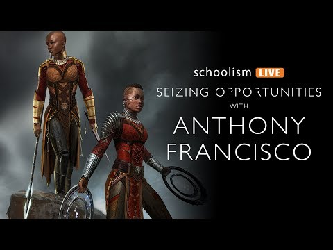 Seizing opportunities with Anthony Francisco