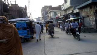 Qazafi Road, Gujranwala, pakistan
