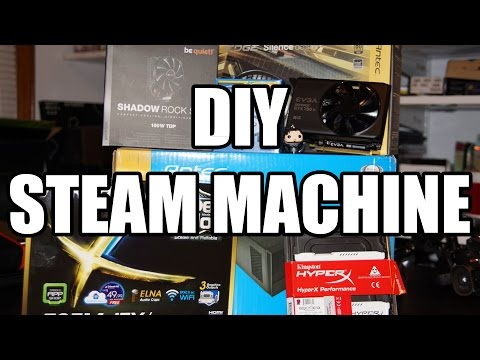 DIY Steam Machine for $665 - Gaming HTPC Build Guide