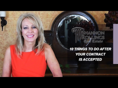 CSRA Real Estate: Make Sure These 10 Things Are Done Before Closing Day