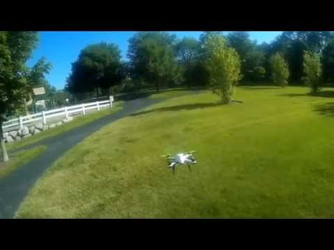 Learn to fly a quadcopter