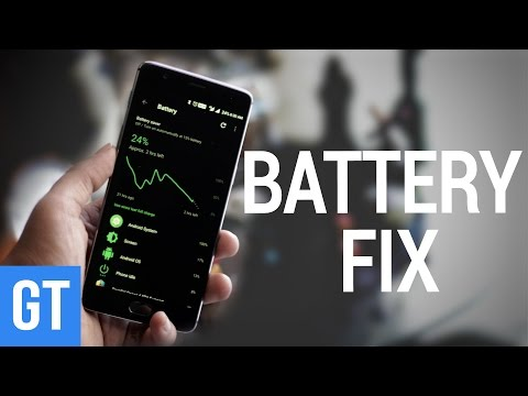 Easy Fix to OnePlus 3 or 3T Battery Drain Issues After Update