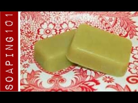 How to Make Conditioning Shampoo Bar {for all hair types}