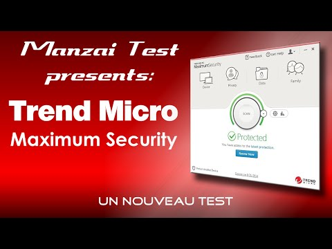 [Test Musical] Trend Micro Titanium Maximum Security 2015