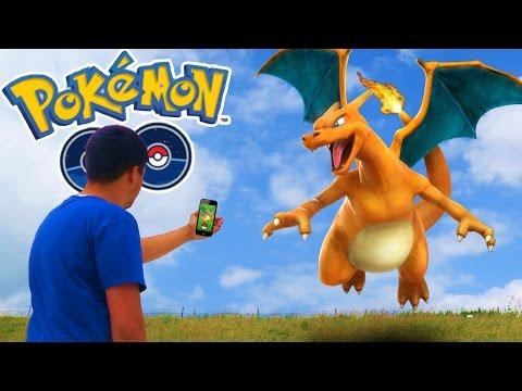 Pokemon GO | WE FOUND CHARIZARD!