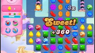 Candy Crush Saga Level 2920 - No Boosters
