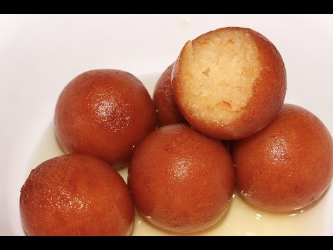 Soft & Juicy Gulab Jamun with Khova/Kova/Koya/Mawa | Indian Sweets for festivels