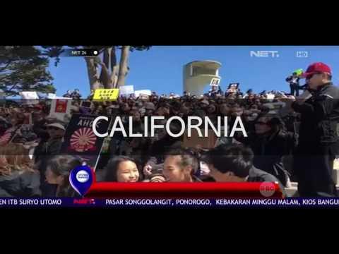 Aksi Dukung Ahok oleh WNI Diberbagai Negara - NET24