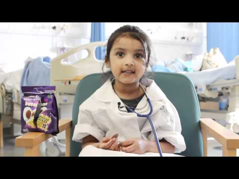 KIDS INFECTION NHS