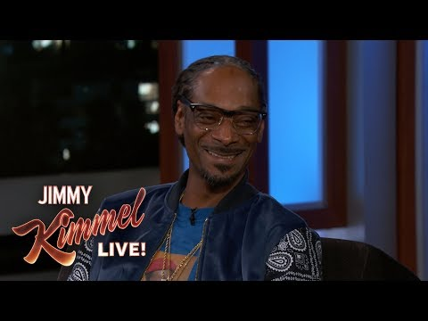 Snoop Dogg Reveals Top 3 Game Show Hosts