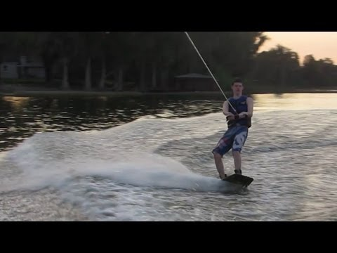 Wakeboarding Flips(attempts) 3/15/2014