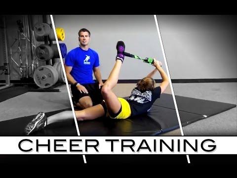 Jump30 Flexibility Training | Cheerleading Stretching