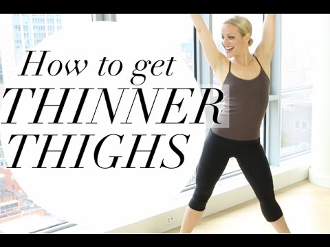HOW TO GET THINNER THIGHS | TRACY CAMPOLI | HOW TO GET LEANER STRONGER LEGS...NO BULKING!