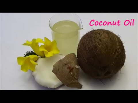 How to make Coconut Oil Trini Style