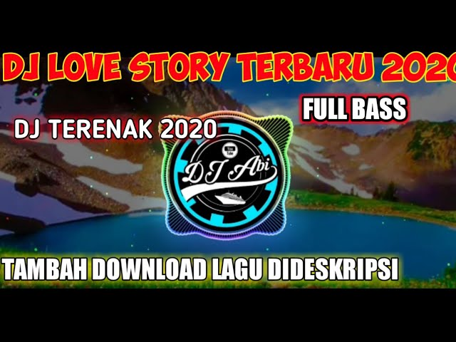 Download Lagu Dj Love Story Tiktok Mp3