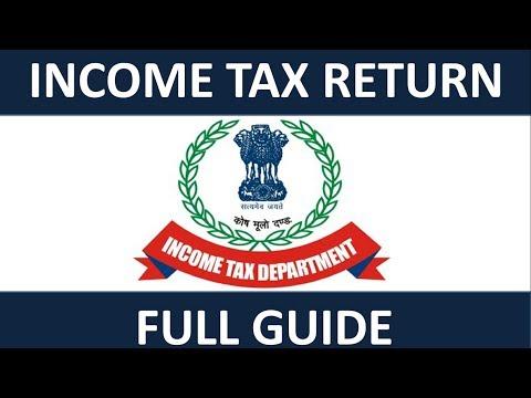 Income TAX Return क्या है और कैसे भरें- Which ITR form to fill in 2018?