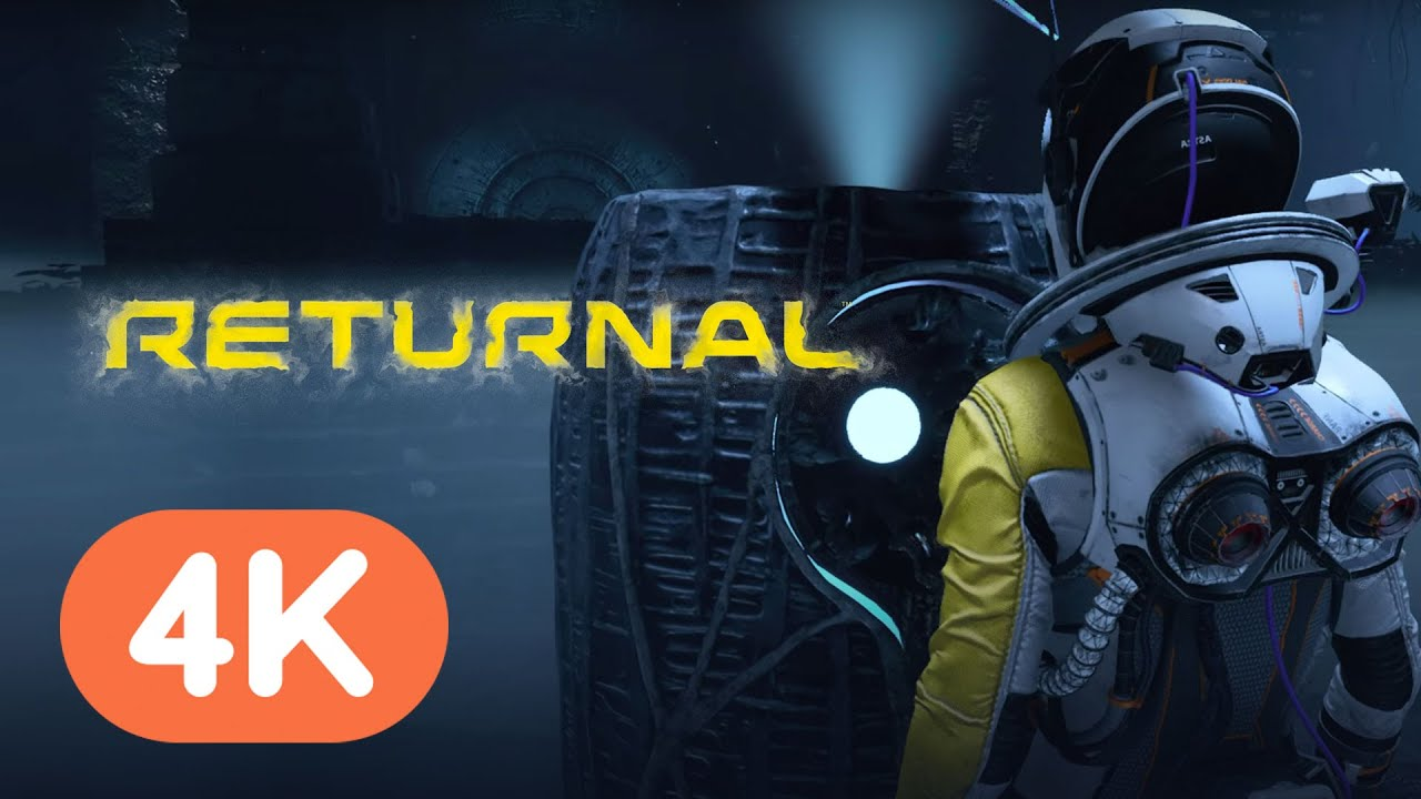 Returnal - Official Gameplay Overview (4K)   State of Play