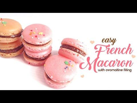Easy French Macaron