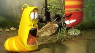 LARVA - DEEP PIT | Cartoon Movie | Cartoons For Children | Larva Cartoon | LARVA Official