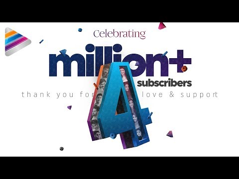 Celebrating 4 Million+ Subscribers for Telugu FilmNagar | South India's No.1 Entertainment Brand