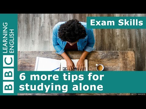 Exam skills: 6 more tips for studying alone