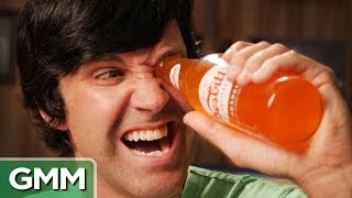 8 Weird Ways To Open A Bottle