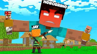 I Found HEROBRINE In Minecraft!