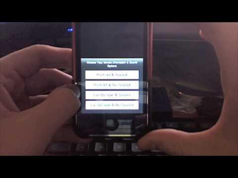 iPhone Gameboy Emulator-Pokemon Silver!!