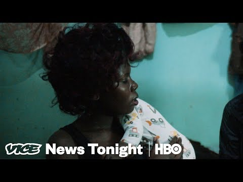 Xxx Mp4 Ugandan Sex Workers Are Working Without Condoms Because Of Trump Administration Policy HBO 3gp Sex