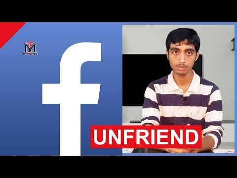 How to Unfriend all Friends on Facebook at Once