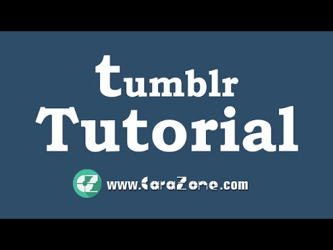 how to link facebook and twitter to tumblr