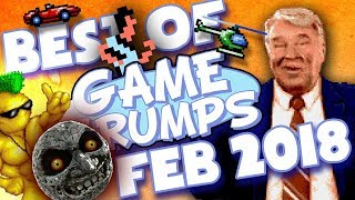 BEST OF Game Grumps - February 2018