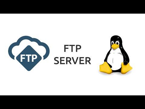 How to setup a FTP Server on Linux