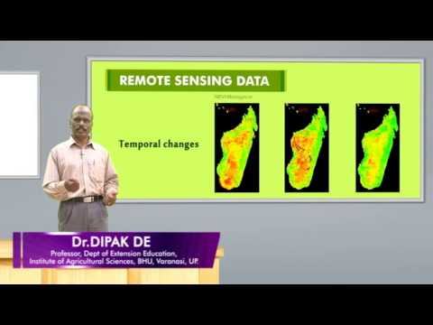 6 Remote sensing applications in Agriculture