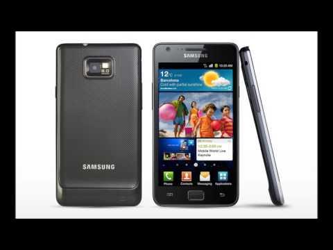 Samsung Galaxy S2 (Over The Horizon Ringtone)
