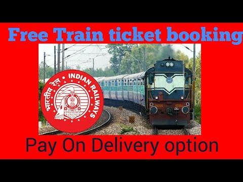 Free train 🚆 Ticket booking (How to book train tickets without paying)